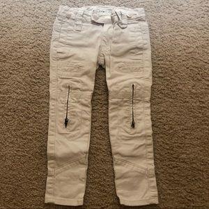 Size 2/2T Khaki Joe's Skinny Jeans
